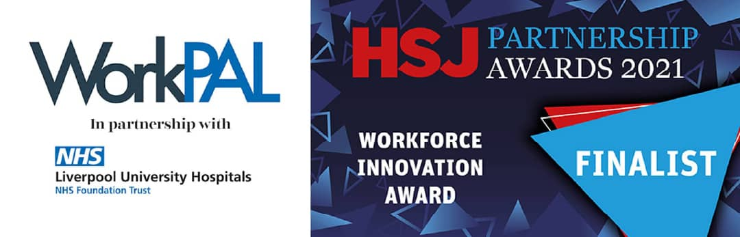 Thirsty Horses Solutions gets shortlisted as a finalist for the HSJ Partnership Awards 2021